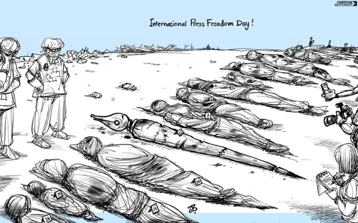Emad Hajjaj, world press freedom day_2017